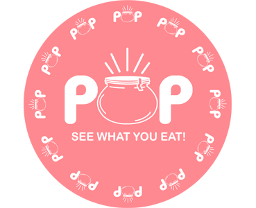 POP SEE WHAT YOU EAT